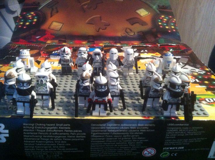 My Star Wars Trooper Army (As of 22/09/15)
