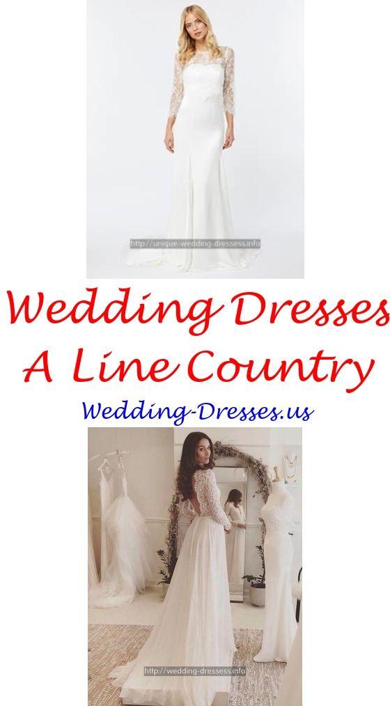 wedding frocks - flowy boho wedding dress.Romantic wedding gowns petite 5721406907