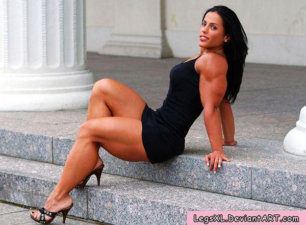 Big Female Legs 93