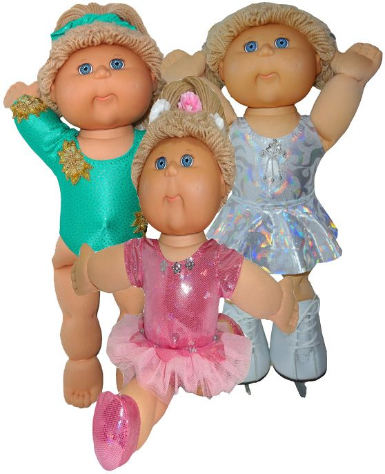 44 Best Cabbage Patch Kids Doll Clothes Patterns Images On