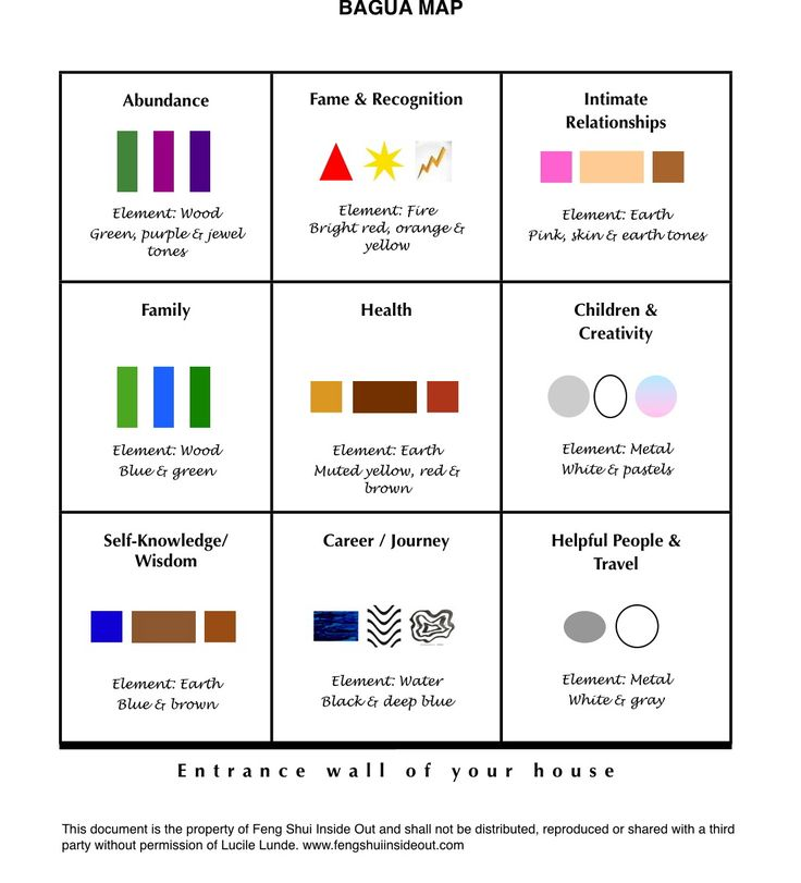 feng shui bedroom color chart feng shui my house is out if whack time to simplify 18679