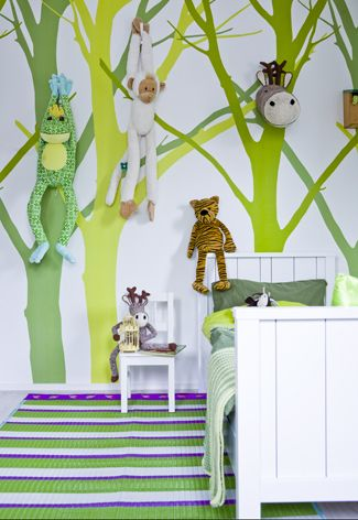 Kinderkamer themas