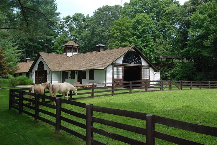This would be perfect - just the right size, and would you look at that beautiful pasture maintenance!