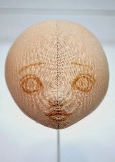 Mimin Dolls: Tutorial de pintura This entire site is excellent for needlesculpting and painting faces.