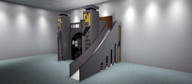 Unique Batman Vs Superman Bedroom Ideas That Rock: 7 Best Batman Themed Children's Bed Images On Pinterest