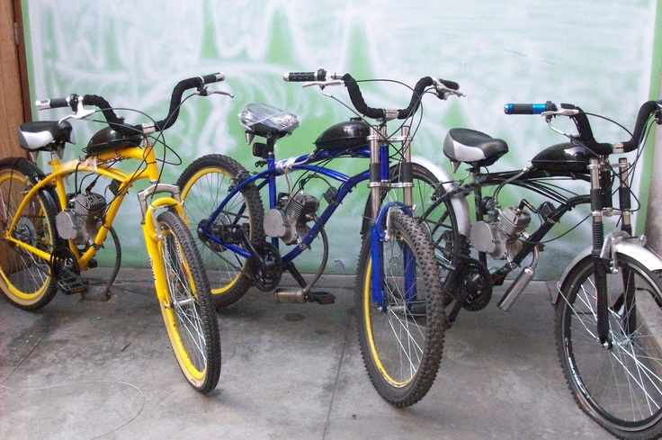 El trio Beach Cruiser.