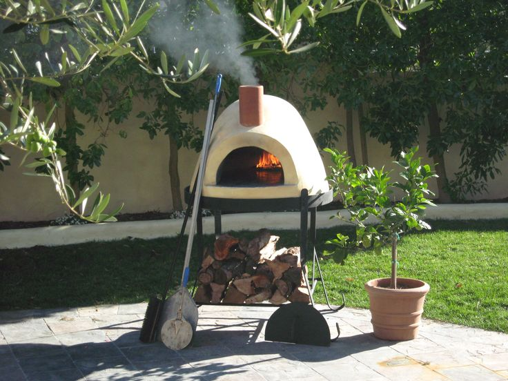 find this pin and more on backyard pizza oven