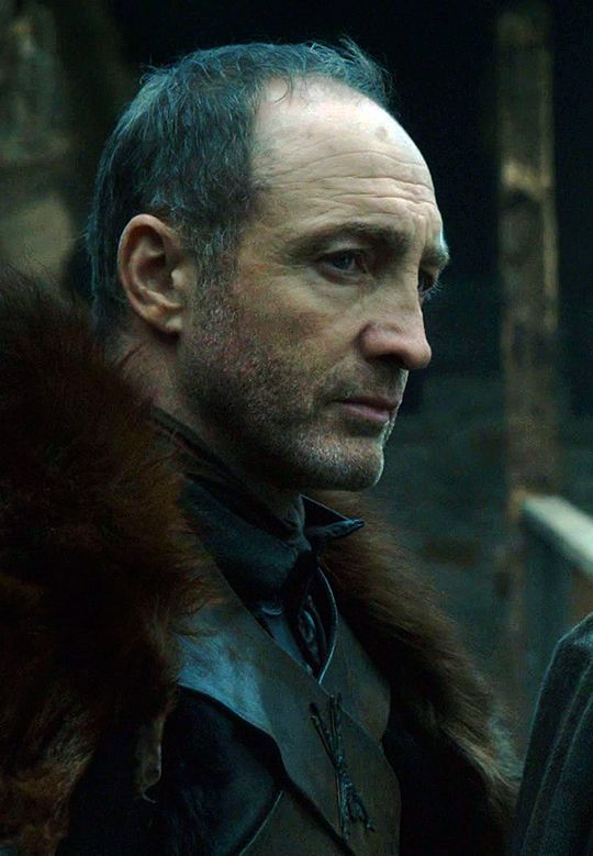 Roose Bolton- Lord of the Dreadfort and Warden of the North