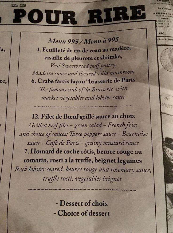 Brasserie de Paris, Hua Hin - Restaurant Reviews, Phone Number & Photos - TripAdvisor