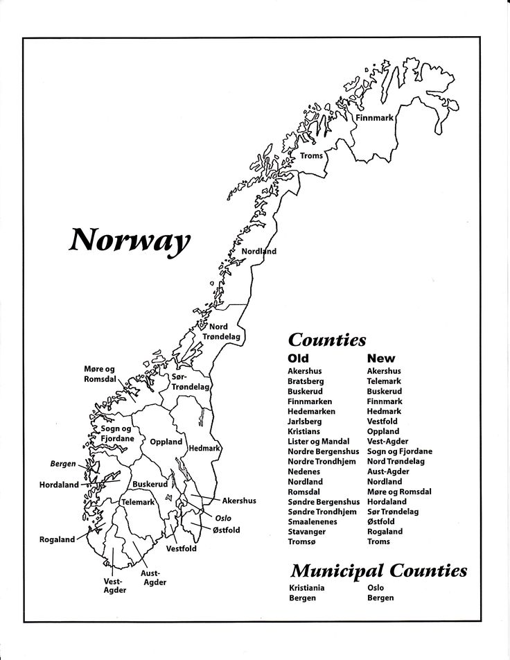 Best Ancestry Images On Pinterest Ancestry Sweden And Sweden Map - Norway map counties