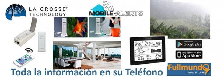 Productos Mobile-Alerts de La Crosse Technology en Fullmundo
