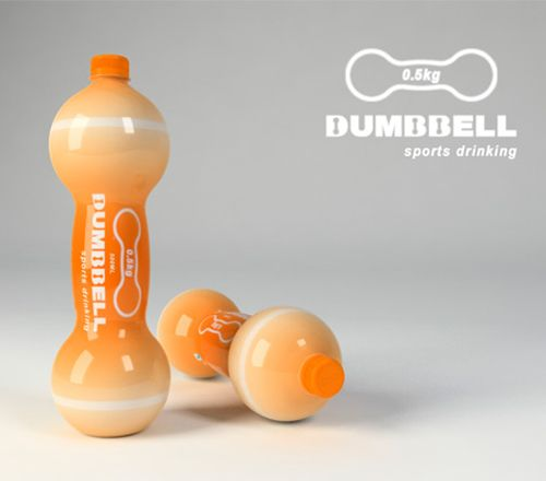 Dumbell - sports drink - #drink #sport #energy #fitness #bodybuilding #sports #dumbell