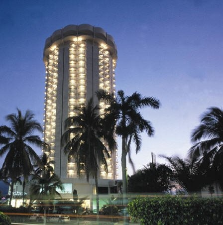 Calinda Beach Hotel, Acapulco