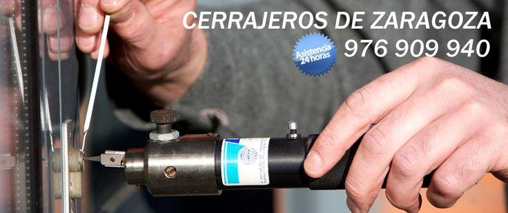 Cerrajeros urgentes en Zaragoza