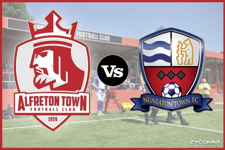 Good luck to alfretontownfc vs Nuneaton Town FC today in The National League https://www.zycomm.co.uk/
