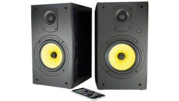 WIN Thonet and Vander Stereo Speakers! on http://www.canadafreebies.ca/