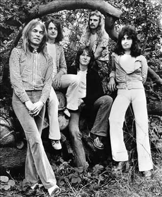 YES | the band