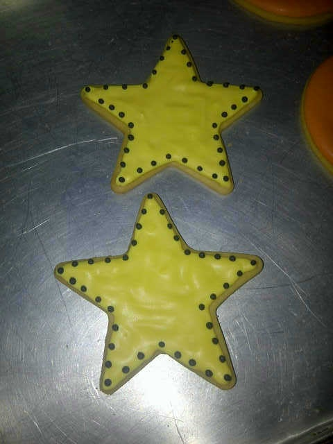Cookies Little Star