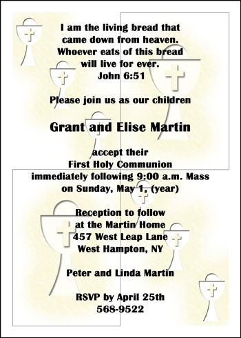 32 best etiquette for invitations and announcements images on first holy communion invitation etiquette you will want to know before customizing and mailing your 1st stopboris Choice Image