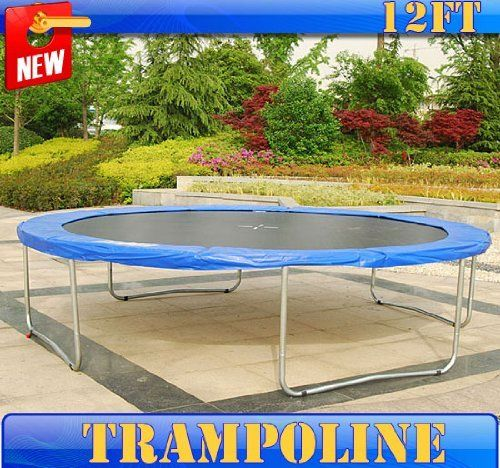 12 Foot Trampoline Mat And Springs: 25+ Best Ideas About Trampoline Spring Cover On Pinterest