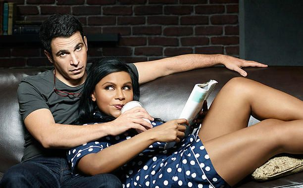 Mindy Project has a Couple Reality Check - http://www.hofmag.com/mindy-project-couple-reality-check/147536