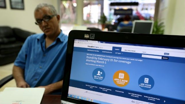 ObamaCare sign-ups pass 8 million, outpacing last year's total | TheHill