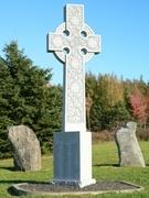 Ste-Agathe, Quebec Celtic Cross