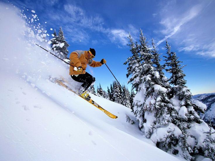 Skiing in Greece CallGreece.gr
