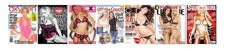 #magazinecovers #twochicks #makeup