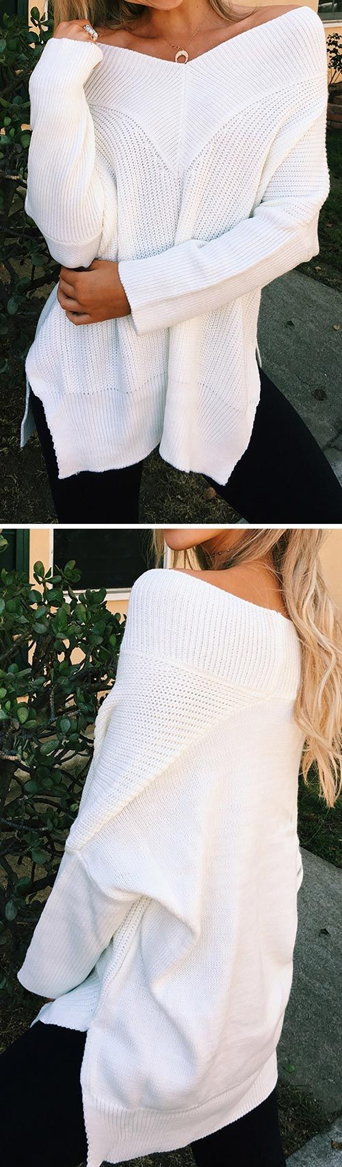 Hit it, $26.99 & Free shipping! Easy Return! Warm up now! Beautifully high-low design and pure fresh color, this piece is the perfect addition to your wardrobe.
