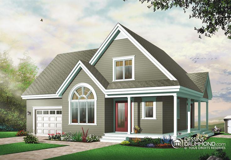 house_plan_maison_1_etage_et_demi_split_level_W2687