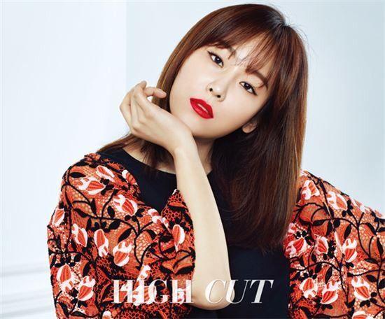 Actress Seo Hyun-jin in summer fashion for High Cut | Koogle TV