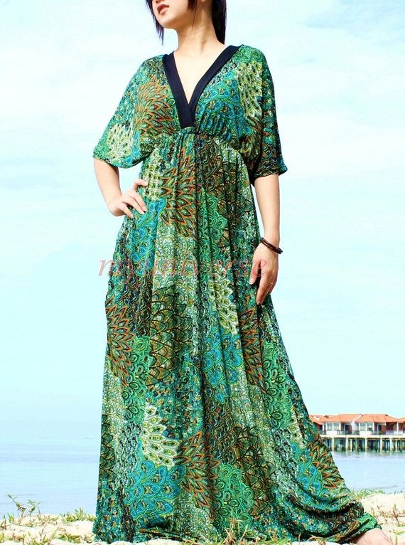 Prom Peacock Women Plus Sizes Clothing Long Maxi Dress Plus Size Dress Bridesmaid Dress