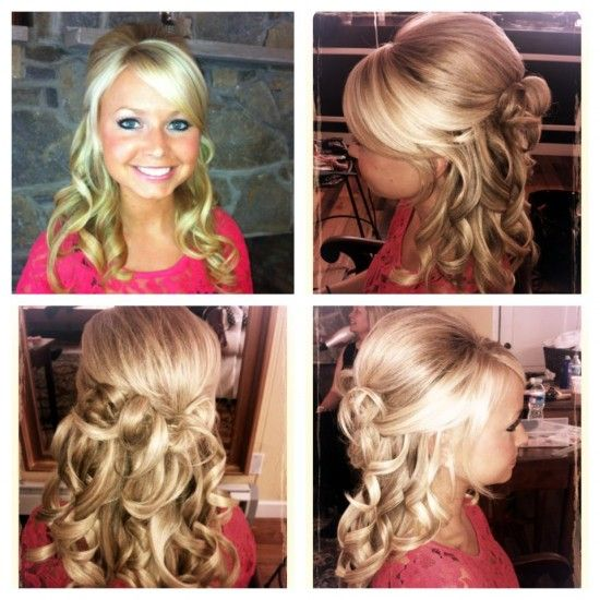 Possible hair for my bff's wedding