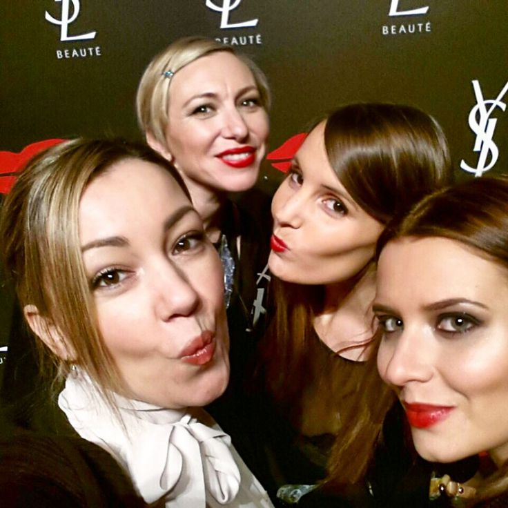 http://www.fashionblabla.it/beauty/londra-alla-scoperta-delle-novita-ysl-beaute.html London, Jenuary 2015 #yslbeauty