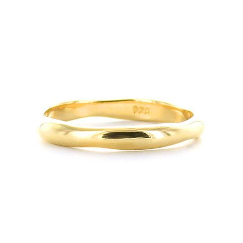 POISE STACKING RING & PENDANT GOLD – So Pretty Cara Cotter
