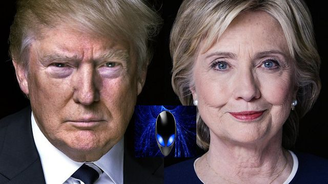 AWAKENING FOR ALL: Trump and Clinton Being Pushed to Debate About UFO...