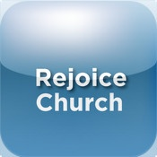 """App name: Rejoice Church. Price: free. Category: . Updated:  May 23, 2012. Current Version:  1.0. Size: 10.30 MB. Language: . Seller: . Requirements: Compatible with iPhone, iPod touch, and iPad.Requires iOS 4.0 or later.. Description: The official mobile app of Rej  oice Church in Owasso, OK.List  en to the latest sermons. Conn  ect with us on Facebook and Tw  itter. And more...""""Leading all    ."""