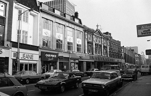Croydon North End inc WOOLWORTHS