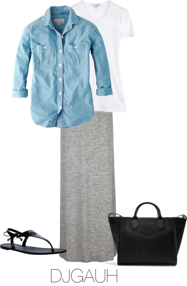 """What I Wore Today"" by djgauh on Polyvore"