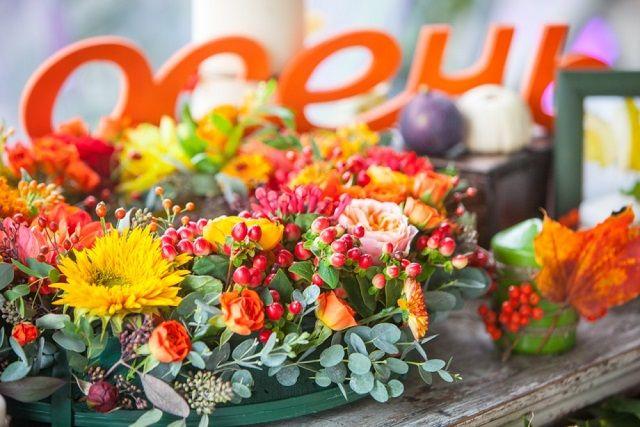 8 вещей, обязательных на осенней свадьбе