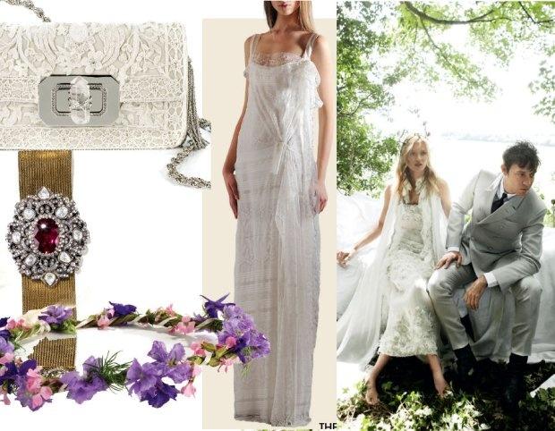 The Gypsy Wedding, czyli cygańskie boho