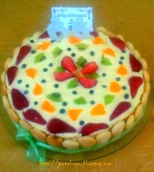 Tortafüggő Marisz: Diplomata torta sütés nélkül
