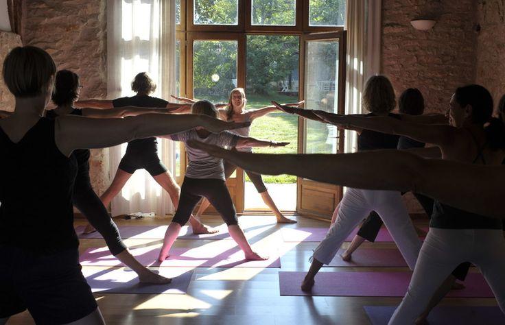 #Yoga - A Gentle Approach in St Antonin Goodretreats.com #France