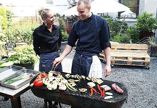 Vegetarisk grillmat (tips fra Framtiden i våre hender og Food Story)