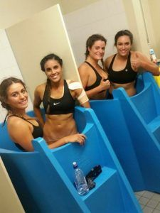 everyone needs an Ice bath - even non sporty people can benefit