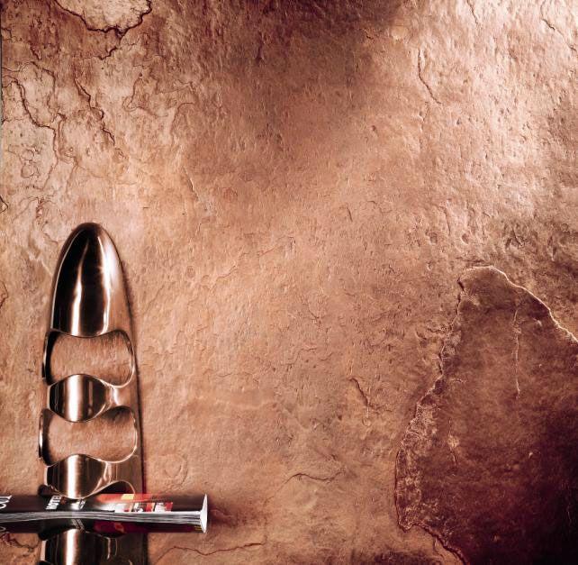 die 25+ besten ideen zu tapete gold auf pinterest | tapeten shop ... - Stein Tapete Schwarz Wohnzimmer