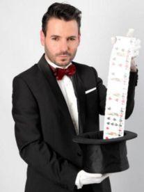 José Armas 'El Ilusionista' arriesgará su vida en el Auditorio de Salobreña