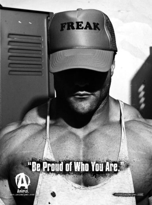 FREAK. | Frank McGrath