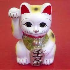 """Résultat de recherche d'images pour """"chat chinois porte bonheur"""""""
